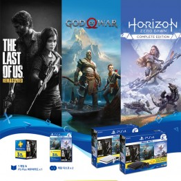 [PS4] PlayStation®4 MEGA PACK 제트 블랙