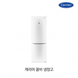 [Carrier] 캐리어 클라윈드 콤비 냉장고 CRF-CN290WDE [용량:295L][필수견적요청]
