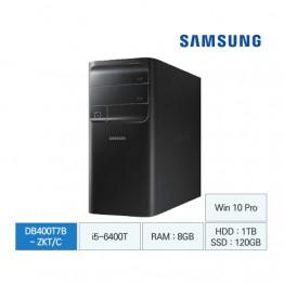 [노마진이벤트][삼성전자] 삼성 기업용 데스크탑 DB400T7B-ZKT/C + 개봉후 추가장착 [한정수량 재고보유]