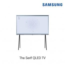 [삼성전자] 삼성 The Serif QLED TV KQ55LST01BFXKR