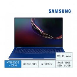 [배송지연][삼성전자] 삼성 갤럭시 북 플렉스 Flex NT950QCG-X716