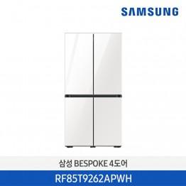 [삼성전자] 삼성 BESPOKE 비스포크 냉장고 RF85T9262APWH [용량:840L]
