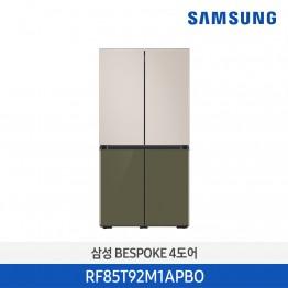 [삼성전자] 삼성 BESPOKE 비스포크 냉장고 RF85T92M1APBO [용량:849L]