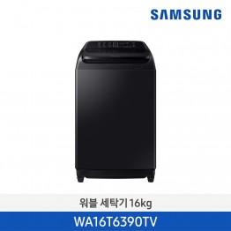 [삼성전자] 삼성 워블 세탁기 WA16T6390TV [용량:16kg]