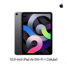 [Apple] iPad Air 4세대 10.9인치 Wi-Fi+Cellular MYGW2KH/A [필수재고확인]