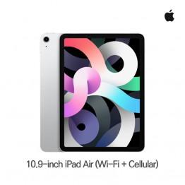 [Apple] iPad Air 4세대 10.9인치 Wi-Fi+Cellular MYGX2KH/A [필수재고확인]
