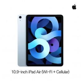 [Apple] iPad Air 4세대 10.9인치 Wi-Fi+Cellular MYH62KH/A [필수재고확인]