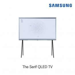 [삼성전자] 삼성 The Serif QLED TV KQ55LST01BFXKR