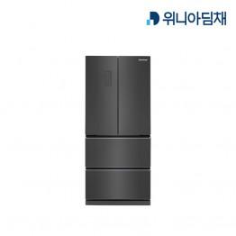 [위니아딤채] 위니아딤채 2020년형 스탠드형 김치냉장고 LDQ48CHRZBA [용량:467L]