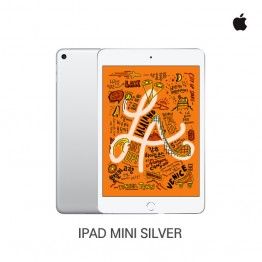 [Apple] IPAD MINI 5 WIFI+Cellular 64GB SILVER MUX62KH/A [필수재고확인]