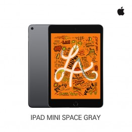 [Apple] IPAD MINI 5 WIFI+Cellular 256GB SPACE GRAY MUXC2KH/A [필수재고확인]