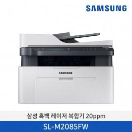 [삼성전자] 삼성 흑백 레이저복합기(인쇄,복사,스캔,팩스) Wi-Fi 기능 20 ppm SL-M2085FW