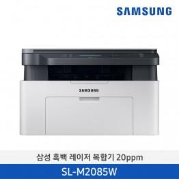 [삼성전자] 삼성 흑백 레이저복합기(인쇄,복사,스캔) Wi-Fi 기능 20 ppm SL-M2085W