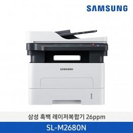 [재고확인필수][삼성전자] 삼성 흑백 레이저복합기 SL-M2680N [납기지연 상품 3~4주 소요]