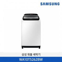 [삼성전자] 삼성 워블 세탁기 WA10T5262BW [용량:10kg]